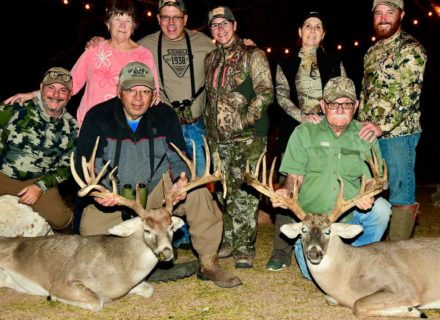 Trinity Whitetails 2019 Wall of Fame